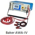 Baker Instruments AWA Series IV Advanced Windings Analyzer