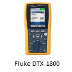 Fluke DTX-1800 Cable Analyzer