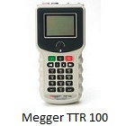 Megger TTR™100 Handheld Turns Ratio Tester