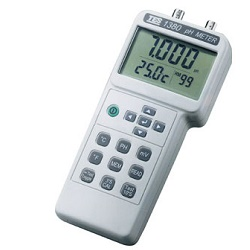 TES-1380 ph/ORP Temperature Meter