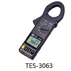 TES-3063 AC/DC Power Clamp