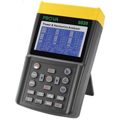 Prova 6800 Power Quality Analyzer