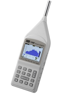 TES-1358E Class 1 Sound Level Meter & Acoustic Analyzer