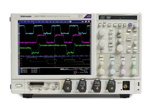Tektronix MSO73304DX 33GHz Mixed Signal Oscilloscope