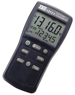 TES-1312A Digital Thermometer