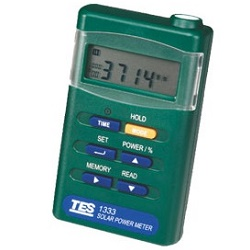 TES-1333 Solar Power Meter