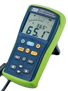 TES-1365 Digital Thermo Hygrometer