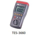 TES-3660 Insulation Tester